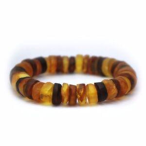 Image Is Loading Natural Men 039 S Baltic Amber Bracelet 18gr