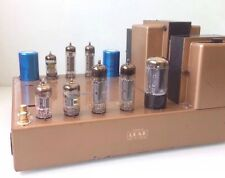 LEAK STEREO 20 Valvola Amplificatore restaurato e modernizzato