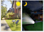 LED-Solar-Spot-Light-Wall-Indoor-Outdoor-Garden-Yard-Path-Lamp-Waterproof-UK-New thumbnail 3
