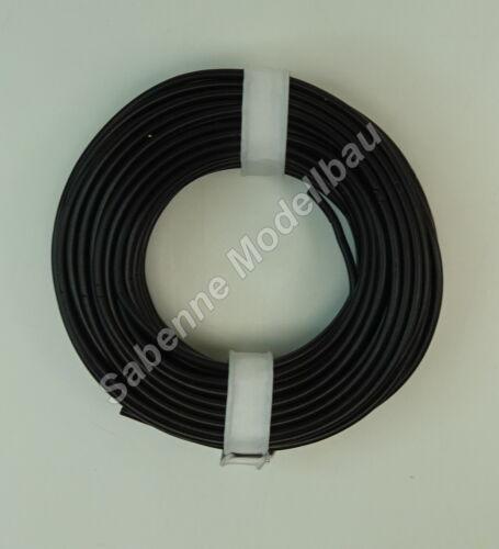 Liyv 0,5mm² cable soldador estañó galon cable 10 colores en 7 longitudes para la selección