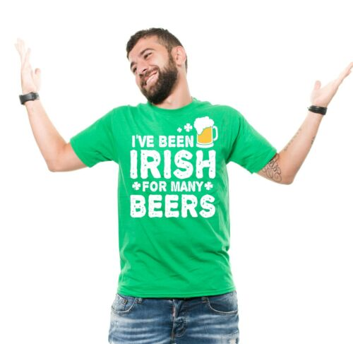 Saint Patricks Day Irish T-Shirt Funny Tees ST Patricks Day Shirt ST Patricks T