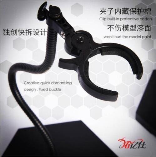 16.5CM TWTOYS TW1905A 1//12 Adjustable Stand Snake Bone Bracket  Figure Model
