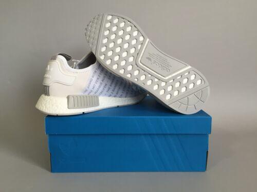 Adidas Nmd Blanc 5 S76518 R1 Uk10 us10 Bnib ddqprPEx