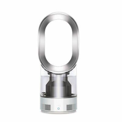Dyson AM10 Luftbefeuchter Raumklimageräte Ventilator Weiß Silber Neuwertig