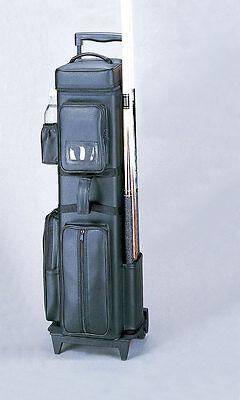 McDermott 20x20 Rolling Pool Cue Case w// FREE Shipping