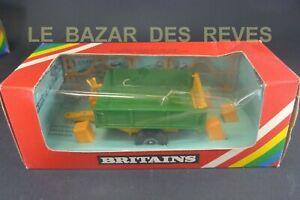 BRITAINS GB. Remorque basculante. REF: 9565.  (1980)