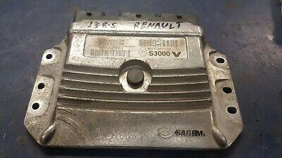 Renault ECU SAGEM 21584288-2A 8200321263 8200298457 S3000 Envío rápido