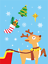 Christmas-Window-Glass-Stickers-Decal-Santa-Snowman-Shop-Xmas-Party-Wall-Decor thumbnail 15