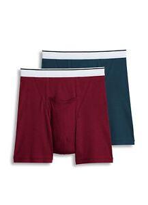 Jockey-Mens-Pouch-Boxer-Brief-2-Pack-Underwear-Boxer-Briefs-cotton-blends
