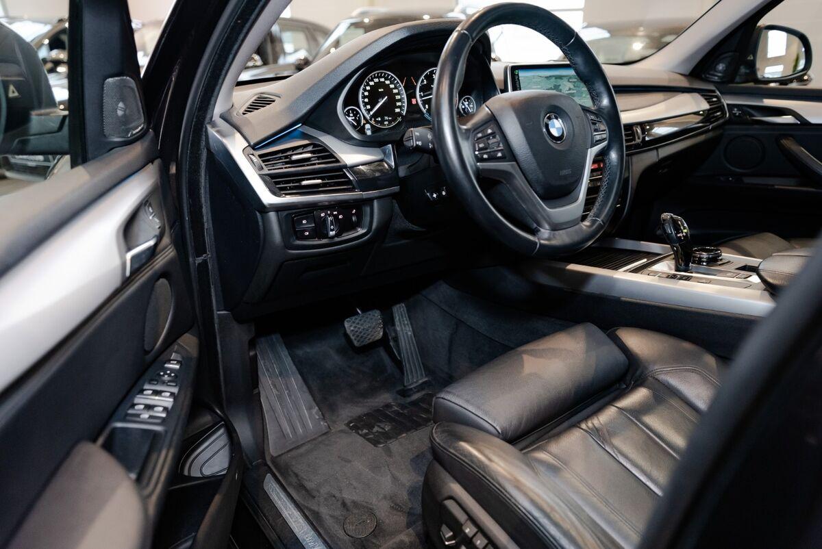 BMW X5 xDrive30d aut. 7prs