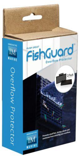 Fits all Desktop Nuvo Fusion Aquariums- Innovative Marine ® Fish Guard 2 Pack