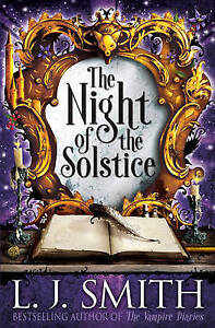 Smith-L-J-Night-of-the-Solstice-Very-Good-Book