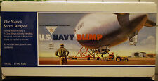 US Navy Blimp Zeppelin, 1:330, Glencoe 6502