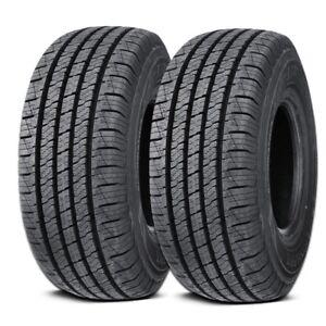 2 Lionhart Lionclaw HT LT235/85R16 120/116Q All Season Performance SUV A/S Tire