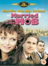 Married to the Mob [DVD] [1989] By Michelle Pfeiffer,Alec Baldwin,Bill Todman.