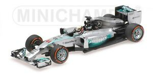 MINICHAMPS-410-140144-MERCEDES-AMG-F1-model-Hamilton-Win-Malaysian-GP-2014-1-43