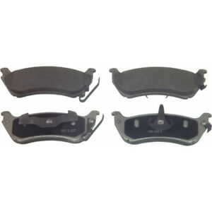 Disc-Brake-Pad-Set-ThermoQuiet-Disc-Brake-Pad-Rear-fits-98-99-Mercedes-ML320