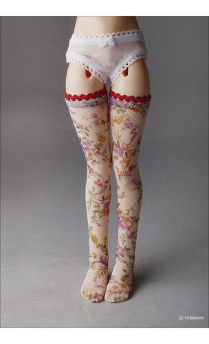Dollmore 1//4 BJD Underwear socks  MSD Ivory Byrne Band Stocking