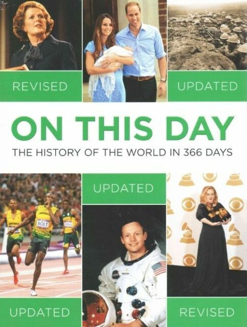 On This Day: The History of the World in 366 Days, Acceptable, Bounty, Book