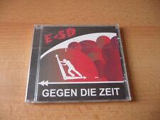 CD E-SD - Gegen die Zeit - 2012 - NEU/OVP