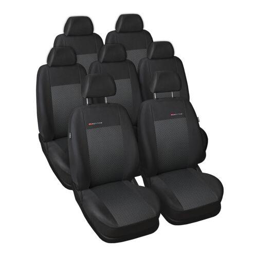 Citroen C-4 PICASSO 7 Sitze ab 2006 Sitzbezüge Sitzbezug Schonbezüge ELEGANCE 3