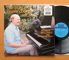 SPA 473 The World Of Joseph Cooper Vol. 2 - Hidden Melodies 1976 Decca NM/EX