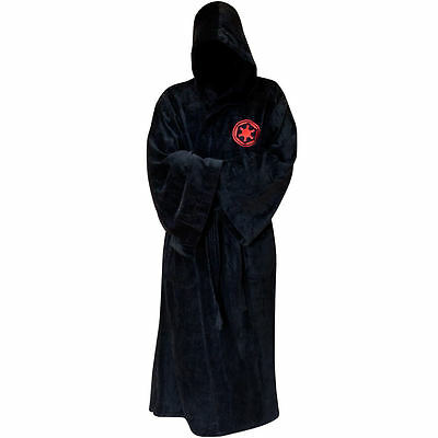 Star Wars Darth Maul Luxury Bathrobe One Size Bathrobe Bath Coat NEW