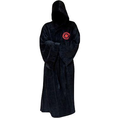 Star Wars Darth Maul Luxury Bathrobe One Size Bathrobe Bath Coat New