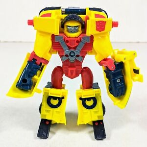 Transformers Armada Hotshot Action Figure Autobot