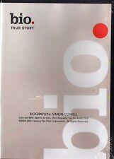 Biography - Simon Cowell (DVD, 2006, A&E Store Exclu...