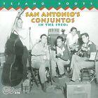 San Antonio's Conjuntos in the 1950's [Digipak] by Various Artists (CD, 1994, Arhoolie)