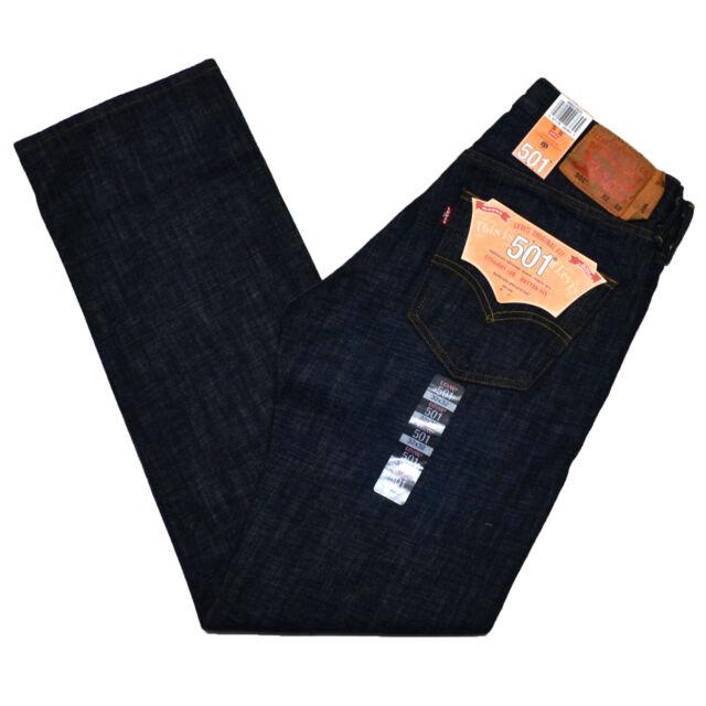 Levis 501 Jeans Jean Tidal Blue 0422 Stonewashed Denim Red Tab Levi Strauss Nwt