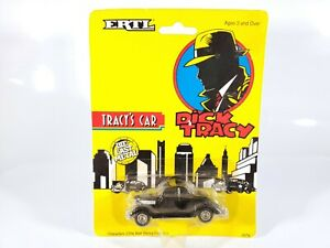 ERTL-Dick-Tracy-034-Tracy-039-s-Car-034-NIP-NEW-1-64-Scale-Diecast