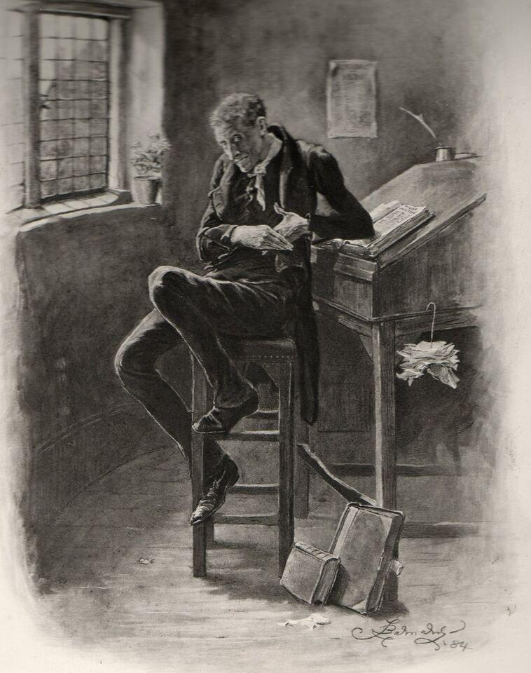Uriah Heep David Copperfield 1894 - dba.dk - Køb og Salg ...