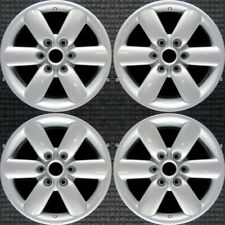 Nissan Armada All Silver 18 Oem Wheel Set 2008 To 2015