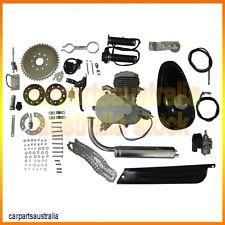 NEW 80CC 2-Stroke Cycle Motorized Gas Engine Motor Kit For Bicycle Bike Kits