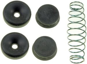 and Seals Boots ACDelco 18G151 Professional Rear Drum Brake Wheel Cylinder Repair Kit with Spring