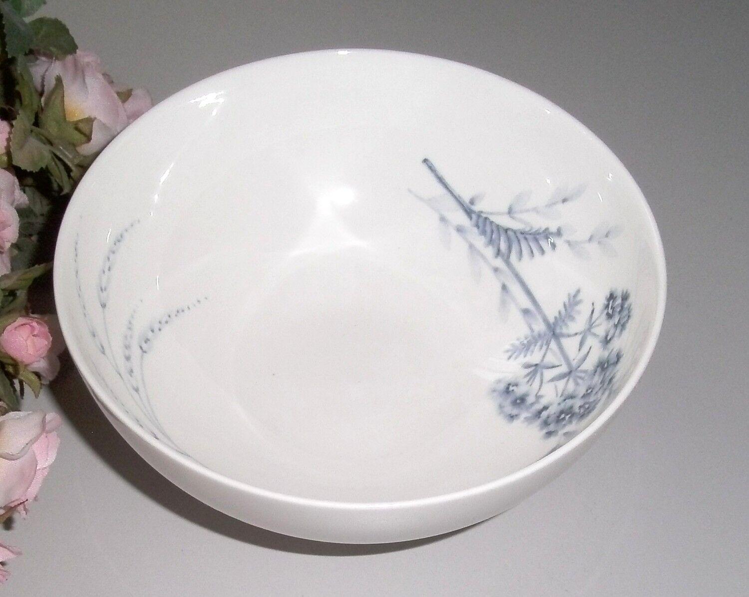 6er Set VILLEROY & BOCH bleu Meadow Dessert coupelle env. 13 cm NEUF v&b