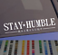 Stay-Humble-JDM-japanese-oil-slick-vinyl-graphics-decal-windshield-sticker miniature 2