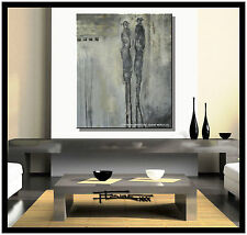 ABSTRACT MODERN CANVAS PAINTING CONTEMPORARY WALL ART..........ELOISExxx