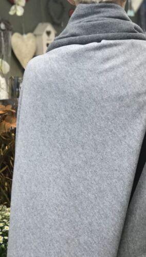 livraison uni taille cape clair unique wrap gris royaume gratuite de au Cape cachemire 7wZqWFO88