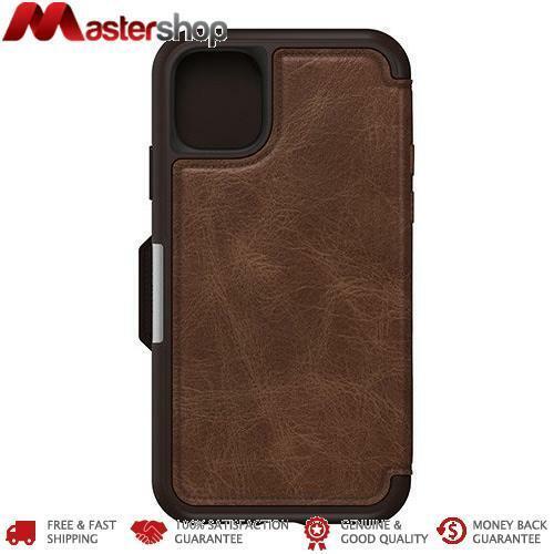 Otterbox Strada Wallet Case iPhone 11 - Brown