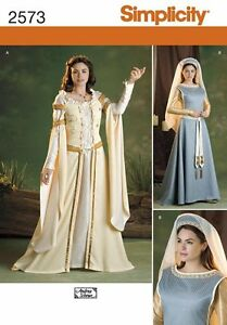 Simplicity 2573 Oop Misses Princess Lily From Legend Schewe