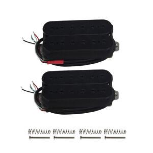 Alnico-5-Humbucker-Pickup-Electric-Guitar-Neck-or-Bridge-Pickup-Hex-Poles-Black