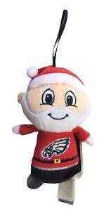 Philadelphia Eagles NFL American Football Christmas Tree Beanie Santa Decoration