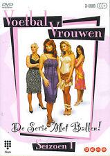 Voetbal Vrouwen : Seizoen 1 (3 DVD)