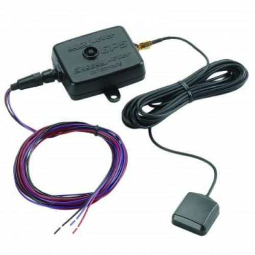 Auto Meter 5289 GPS Speedometer Interface Sensor Module 16 ft Cable