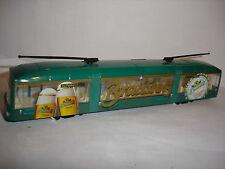 >> TRAM STREETCAR FROM BRAUSTOLZ GERMAN BREWERY BEER MODEL CAR <<