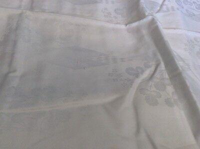 1 Bettbezug ◇ Weiß ◇ 130x170 ◇ Baumwolle ◇ Toll Gemustert SorgfäLtig AusgewäHlte Materialien
