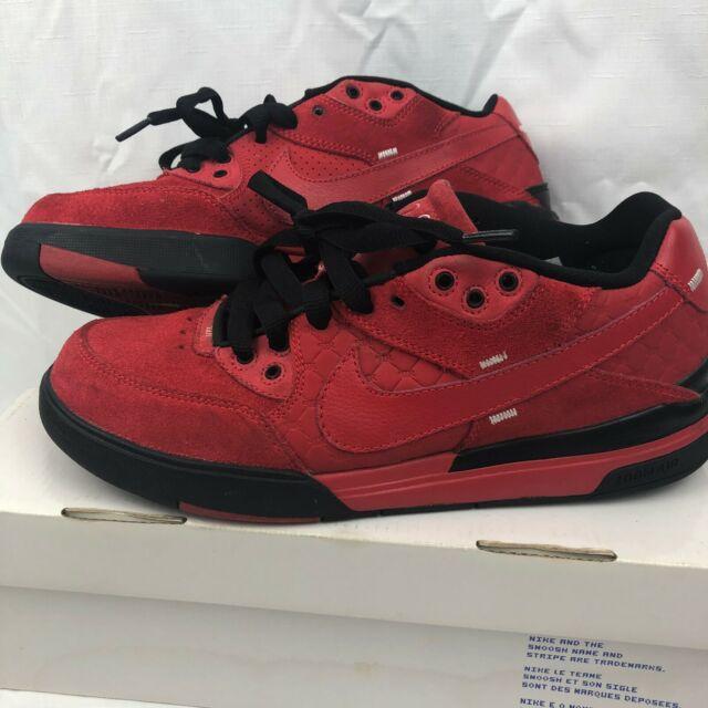 ricerca Conquistatore sorpresa  Size 8.5 - Nike Zoom Paul Rodriguez 3 Red for sale online | eBay